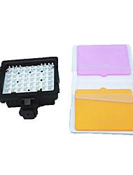 Illuminazione CN-48H 48 LED Lampada LED Video Camera fotografica di DSLR / DV Camcorder Illuminazione