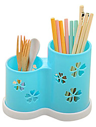 Random Color Drainer Kitchen Storage Organization Can