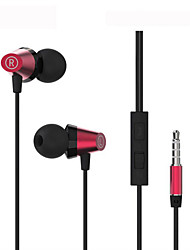 Joway HP22 Sport Earphone In-Ear with Mic Wire Control for Smartphones Tablets Music player