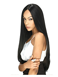 Black Color Cosplay Synthetic Wigs Cheap Straight Wigs Wigs