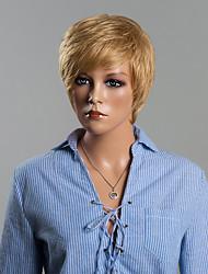célébrité noble coiffure cheveux nouvelle perruque courte humaine