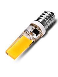 6W E14 LED a pannocchia T 2*COB COB 550-600 lm Bianco caldo Decorativo AC 220-240 V 1 pezzo