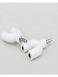 YONG WEI® Audio jack 3,5 mm-Audio jack 3,5 mm 0.05m (0.15Ft)