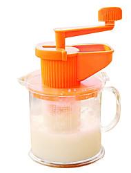 1 Início ferramenta da cozinha Plástico Utensilios Manuais para Fazer Suco