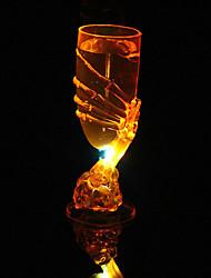 1pc KTV pub aleatório levou noite luz da lâmpada levou drinkware