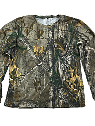 Camouflage Hunting Shirt Long Sleeve Hunter T Shirt Autumn Hunting Clothes