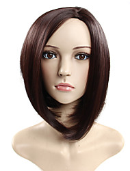 High Quality Hair Silk Fashion Short Hair  Synthetic Wig