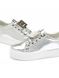 Women's Shoes Platform Flange Increased Within Comfort Leisure Fashion Sneakers