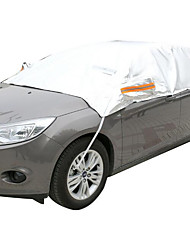 Aluminum Foil Sunshade Half Cover Garment Liangxiang Fawkes Three Car Sunshade Car In Summer