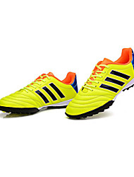 ailema Men's Football Sneakers Spring / Summer / Autumn Cushioning / Wearproof / Breathable Shoes Yellow