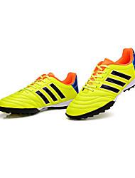 ailema Homens Futebol Tênis Primavera / Verão / Outono Almofadado / Anti-desgaste / Respirável Sapatos Amarelo / Preto / Azul / Laranja