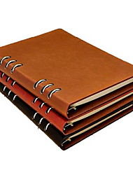 High-end Loose-leaf A5 Notebook