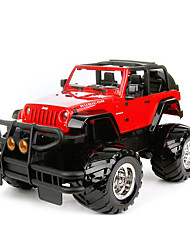 Buggy (Off-road) Other Hummer 1:20 Brushless Electric RC Car Red / Yellow Unassembled Kit