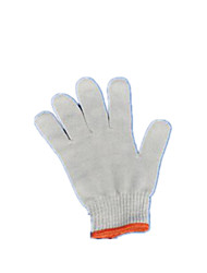 Gloves Cotton Gloves Cotton Yarn  Protective Gloves White Gloves Slip Repair