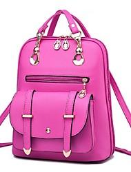 Women PU Casual / Outdoor Backpack