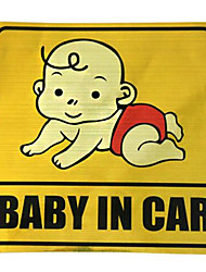 Personalized Car Stickers Baby In Car Safety Car Body Stickers Car Stickers