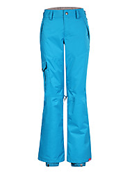 Gsou Snow Outdoor Ski Pants/ Snowboard/Double Snowboard Pants/Women Ladies Thermal Wearable Pants