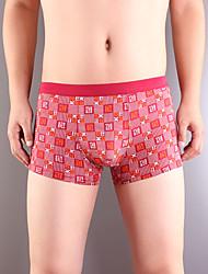New Fashion Men's Cotton Underwear Health 5 Colour