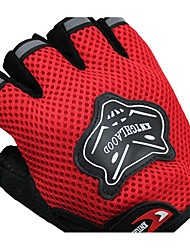 Grid Outdoor Cycling Sports Gloves, Gloves, Motorcycle, Bicycle Riding Gloves, Semi Non Slip Men And Women Are Used