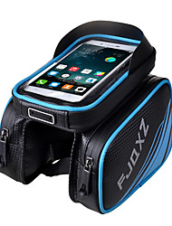 FJQXZ® Bike Bag 3LLBike Frame Bag Waterproof / Rain-Proof / Waterproof Zipper / Skidproof / Shockproof / Multifunctional / Touch Screen