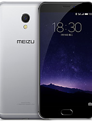 "MEIZU MX6 5.5 "" Android 5.1 Smartphone 4G ( Double SIM Deca Core 12 MP 4Go + 32 GB Gris / Doré )"