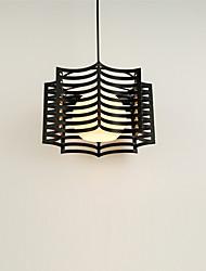 Max 60W Vintage Style Pendant Lights Living Room / Bedroom / Dining Room / Kitchen / Study Room