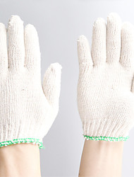 Cotton Yarn Nylon Slip Material Handling Gloves