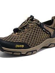 Походные ботинки(Коричневый) -Муж.-Пешеходный туризм / Катание вне трассы