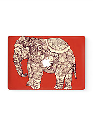 MacBook Retina Front Decal Laptop Sticker Red Elephant for All Macbook