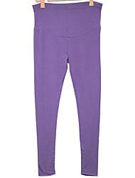 Pantalon Maternité Slim simple Coton Elastique