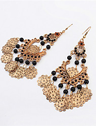 Pierced Earrings Retro Fashion Sector