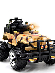 4ch terrorism Pioneer remote control off-road vehicles