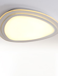 30W Modern Style Simplicity Ultra thin type LED Ceiling Lamp Flush Mount Living Room Bedroom Kids Room light Fixture