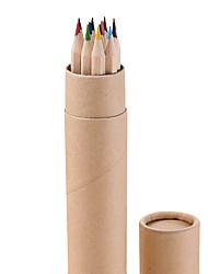 Lápiz Lápices de colores,Papel / Madera Colores Aleatorios