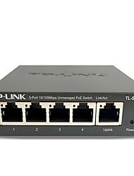 TP-LINK USB 5 Professionnel Pour réseau Ethernet