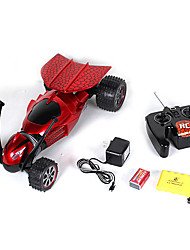 Car Racing Buggy 1:13 Brush Electric RC Car 5KM/H 2.4G Red Ready-To-GoRemote Control Car / Remote Controller/Transmitter / Battery