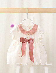 In the summer of 2016 Korean Korean girls dress baby infant princess skirt lace skirt 8100