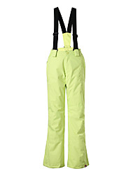 Gsou Snow Boy Girl Children Straps Ski Pants  / Windproof  Breathable Pants/Double Snowboard Pants
