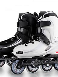 Ski-Schuhe Unisex Schuhe PVC Schwarz / Weiß