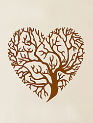Wall Stickers Wall Decals Style A Big Tree Of Love PVC Wall Stickers