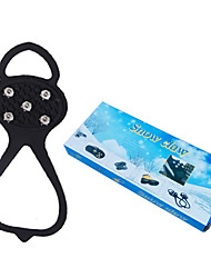 Crampons outdoor non-slip wetland snow insoles anti-skid climbing claws
