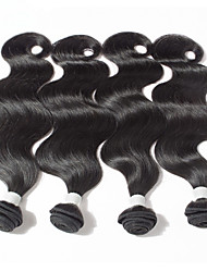 Malaysian Virgin Hair 4pcs Body Wave Malaysian Hair Weave Bundles Hair Weaving Human Hair Extensions