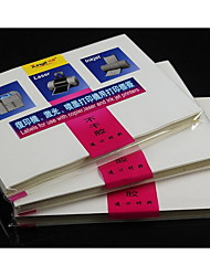 A4 Self-adhesive Paper Adhesive Label Printing Stickers Laser Inkjet Wholesale Glossy Matte 95PCS