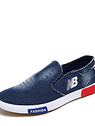 Men's Loafers Casual/Travel/Drive Fashion Denim Breathable Slip-ons Shoes