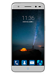 "Blade A2 5.0 "" Android 5.1 Smartphone 4G (SIM Dual Octa Core 13 MP 2GB + 16 GB Plata)"
