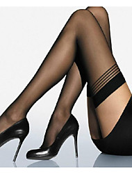 Women Thin Stockings,Core Spun Yarn