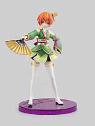 Люблю жить Rin Hoshizora PVC 17 Аниме Фигурки Модель игрушки игрушки куклы