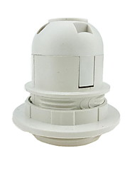 e27 support de base de ampoule led