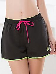 Course Pantalon/Surpantalon Femme Respirable / Confortable Coton / Chinlon Course Sportif Extensible AmpleVêtements de Plein Air /