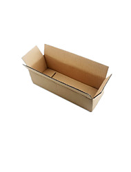 Brown Color Packaging & Shipping Packing Boxes A Pack of Twelve